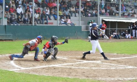 Domingo de Béisbol en el Nacozari