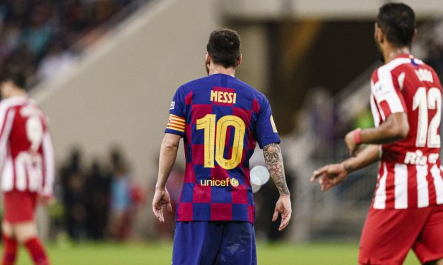 El Barcelona no pudo con el Atlético de Madrid