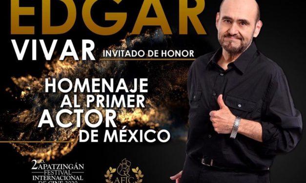 Darán Homenaje a El Señor Barriga en el Festival de Cine en Apatzingán.
