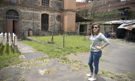 La Fábrica de San Pedro en Uruapan