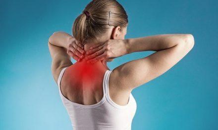 Dolor de cuello: 70% de la población lo sufre una o más veces durante su vida