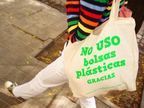 """""""Adiós 2019″, Bienvenido 2020 sin plásticos"""
