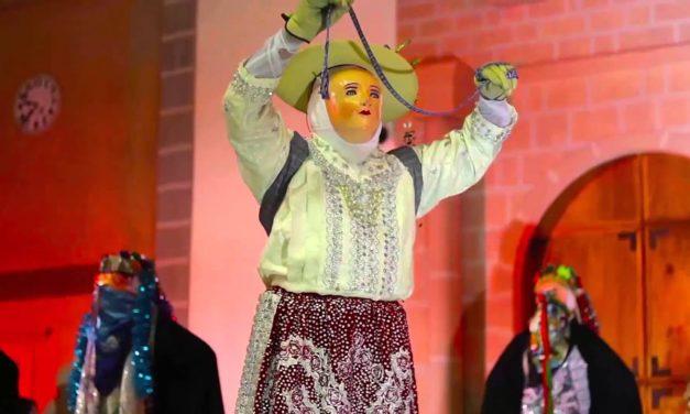 Nuevo San Juan Parangaricutiro está listo para realizar la Danza de los Kúrpites