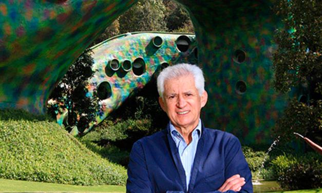 Construyen «Nido de Quetzalcóatl», un lugar majestuoso