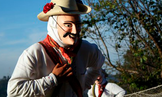 Danza Tumbi. Herencia de Michoacán.