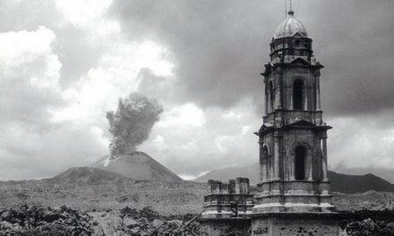 Se cumplen 77 años del volcán Paricutín en Michoacán