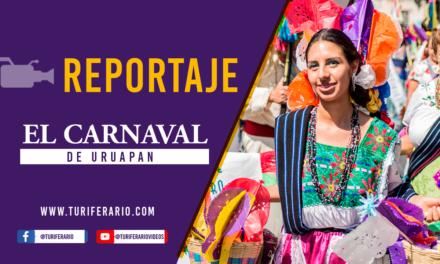 El carnaval de Uruapan