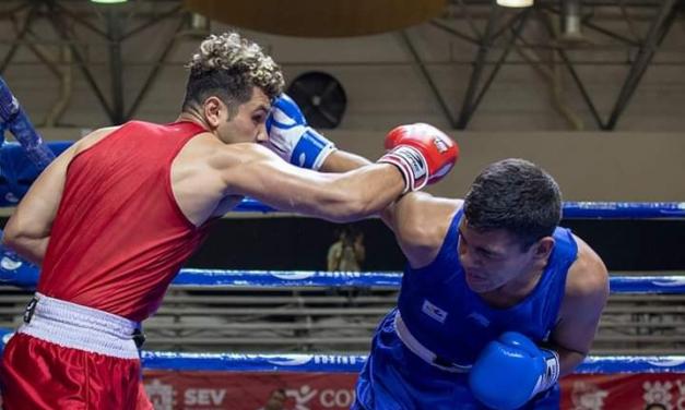 Magníficos resultados para el Boxeo Michoacano Said Iraní, 2º Lugar y Arturo Cárdenas 3º respectivamente
