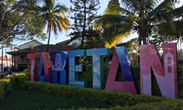 Expo Feria de la caña en Taretan