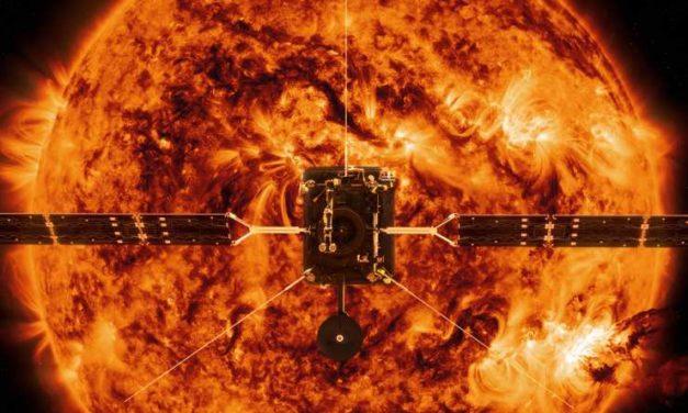 El Solar Orbiter de la ESA está de camino al Sol.