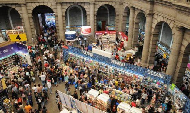 Feria Internacional del Libro del Palacio de Minería 2020
