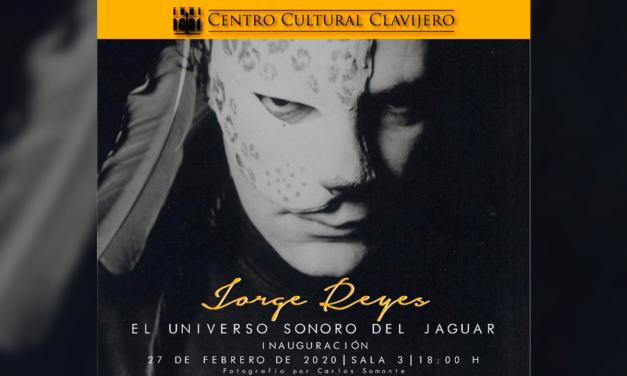 El universo sonoro del jaguar de Jorge Reyes.