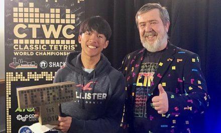 Joven de 17 años rompe el récord mundial de Tetris