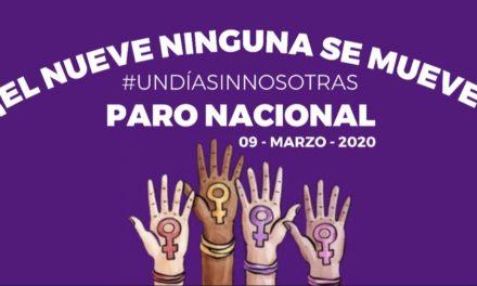 Paro Nacional: Un día sin Mexicanas.