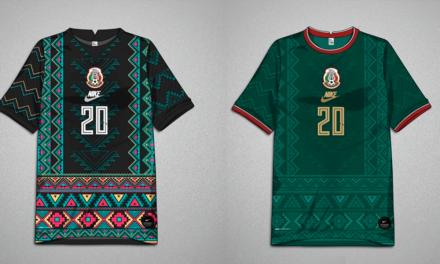 Diseñador muestra cómo sería la fusión de trajes zapotecas en uniformes del Tri