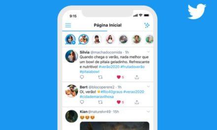 "Twitter prueba sus propias ""historias"""