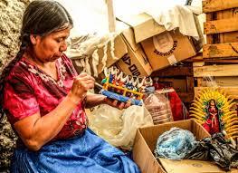 Listos los preparativos para el Tianguis Artesanal en Uruapan