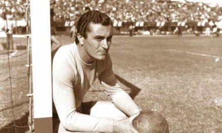 Muere Amadeo Carrizo, leyenda de River Plate con 93 años.