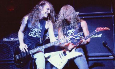 """""""Master of Puppets"""", uno de los mejores discos de Metallica, cumple 34 años"""
