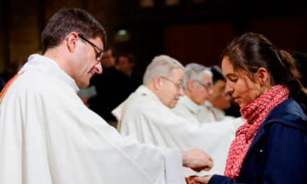 Iglesia Católica toma medidas de prevención en las misas ante el Coronavirus
