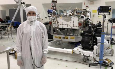 Nathalie Vilchis, la talentosa mexicana que podría llegar a la NASA