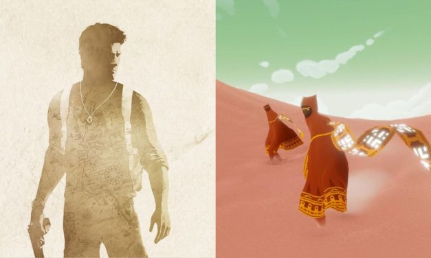 PlayStation regala Uncharted: The Nathan Drake Collection y Journey