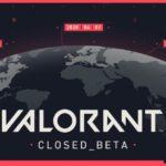 Valorant, el shooter de Riot, anuncia fecha para entrar a su beta cerrada
