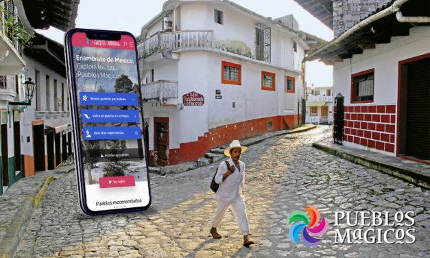 Lanzan WebApp de Pueblos Mágicos