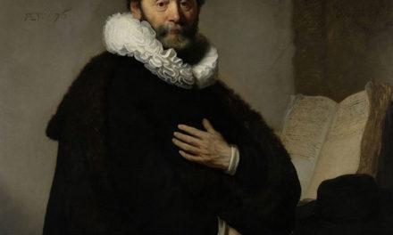 Diez datos curiosos del Maestro de la luz y gran pintor Rembrandt.