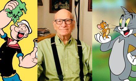Muere el ilustrador de «Tom & Jerry» y «Popeye», Gene Deitch