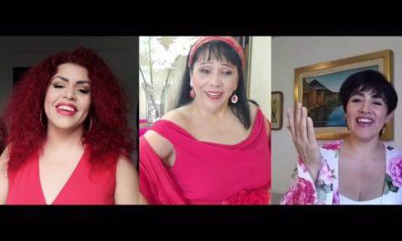 Coro del Teatro de Bellas rinde homenaje a personal del Sector Salud