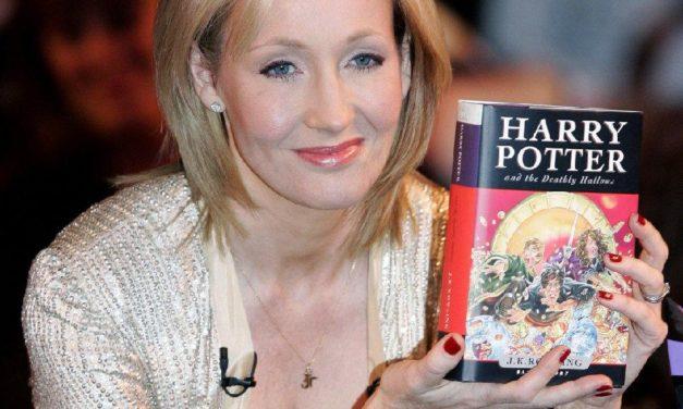 Escritora de Harry Potter publica gratis su nuevo libro «The Ickabog»