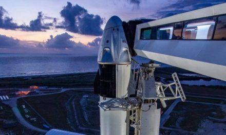 Se retrasa el primer viaje tripulado de SpaceX