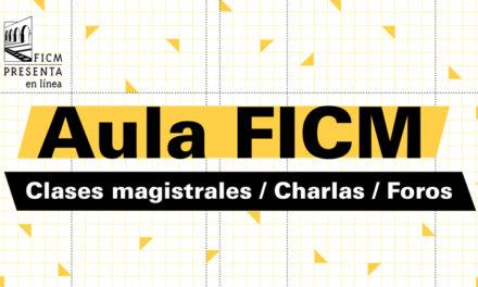 El Aula FICM ofrece conferencias gratuitas de grandes cineastas.