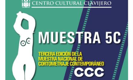 Convoca Centro Cultura Clavijero a su Muestra Nacional de Cortometraje 5 C