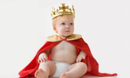 Su majestad el Bebé