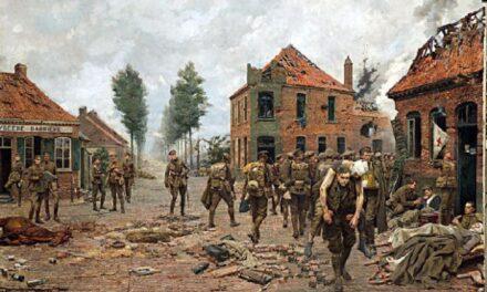 El soldado que salvó a Hitler