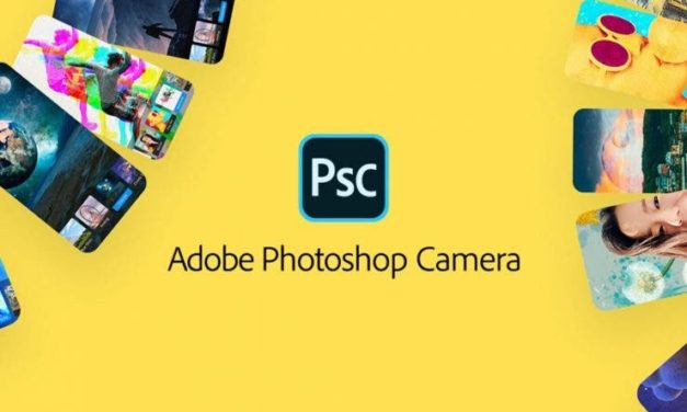 Ya está disponible Photoshop Camera de Adobe en dispositivos móviles