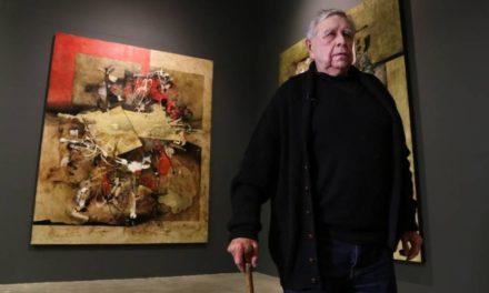 Muere el pintor Manuel Felgueréz