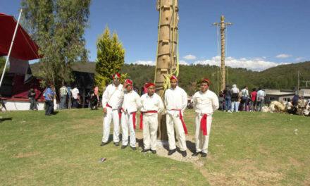 Voladores de San Pedro Tarímbaro