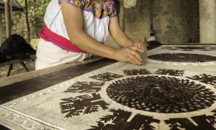 Amate, el papel de origen Mexicano