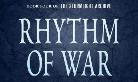 Este año se publicará el cuarto libro de El Archivo de las Tormentas