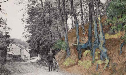 Descubren el último lugar donde Van Gogh pintó tras 130 años de misterio