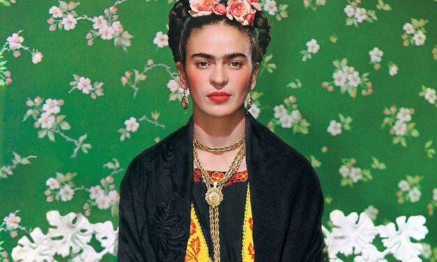 Julio es el mes de la artista mexicana Frida Kahlo