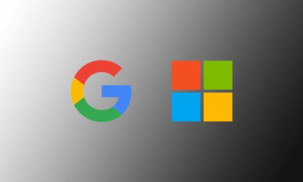 Gmail de Google  le declara la guerra a Microsoft