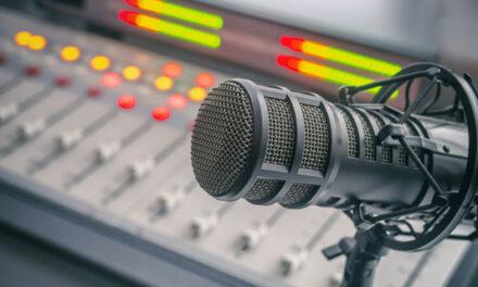 La radio, y su distribución de tiempo