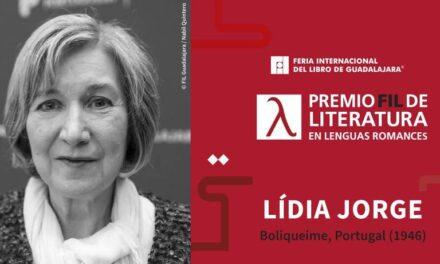 Lídia Jorge y su inmensa humanidad obtienen el  Premio FIL de Literatura en Lenguas Romances 2020