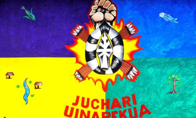 Significado de la bandera de los pueblos Purépechas