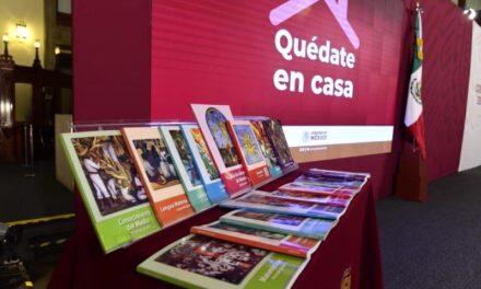 ¿Cómo se entregarán los libros gratuitos de la SEP este año?