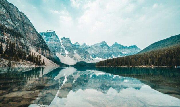 La última capa de hielo intacta en Canadá sucumbe al cambio climático